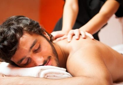 Body to body massage in Abu Dhabi